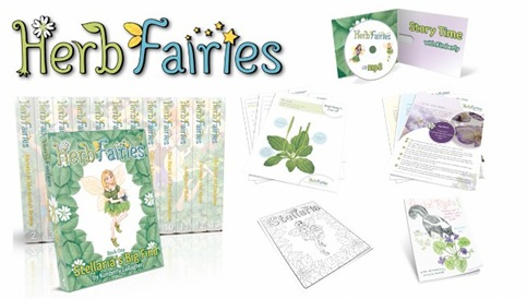HerbFairies-WholeSet